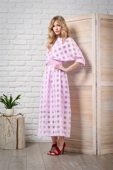Платье Розовые Гавайи - фото 4758