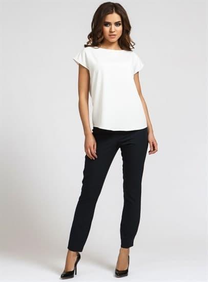 Блузка женская без рукавов - фото 4828