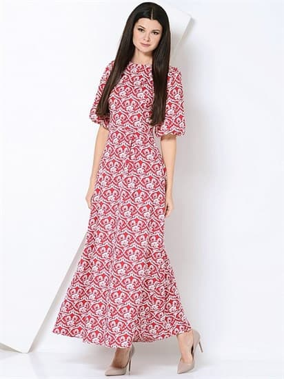 Платье Будур макси - фото 4928