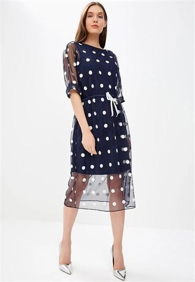 """Платье """"Dots"""" - фото 5292"""