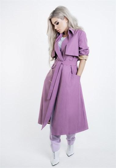 """Тренч """"London Lilac"""" - фото 5629"""