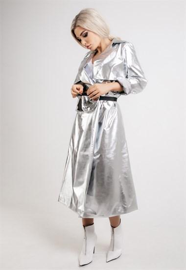 "Тренч ""Silver"" - фото 5633"