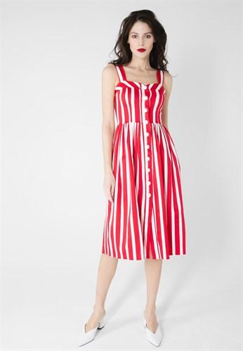 "Сарафан ""Stripes"" Х - фото 5822"