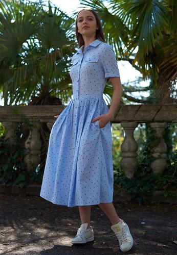 """Платье """"Ladybird"""" - фото 5919"""