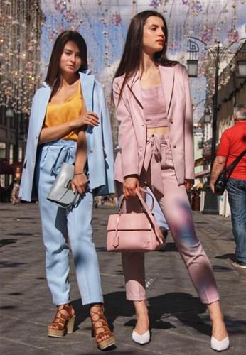 """Костюм  """"Spring"""" брюки - фото 6008"""