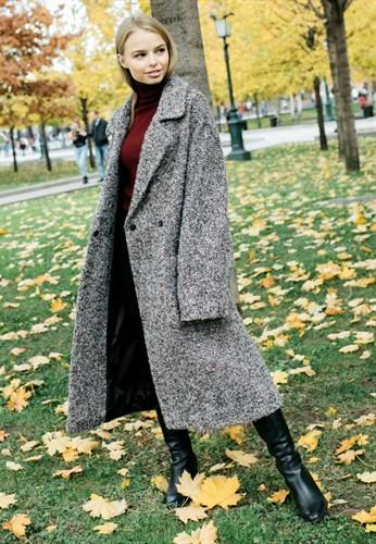 """Пальто """"Alpaca"""" - фото 6104"""