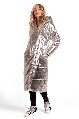 "Пальто утепленное ""Silver new"" - фото 6261"