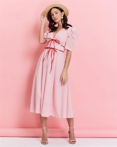 """Платье """"Аннушка"""" Rose - фото 6399"""