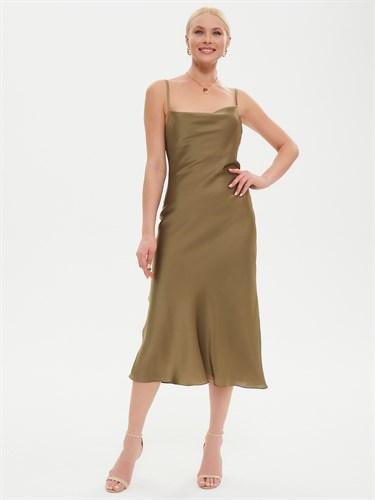 Платье-комбинация - фото 6755