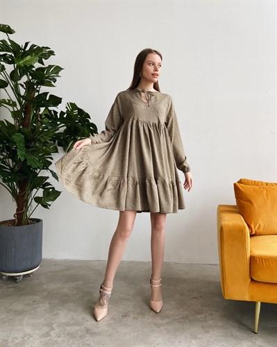 Платье oversize - фото 6900