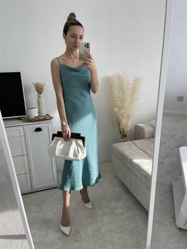 Платье-комбинация - фото 6981