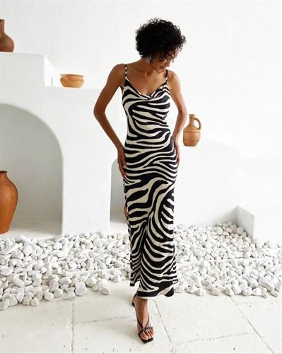 "Платье-комбинация ""Zebra"" - фото 7499"