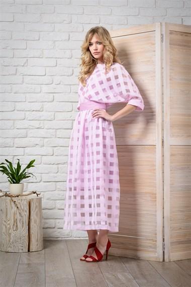 Платье Розовые Гавайи