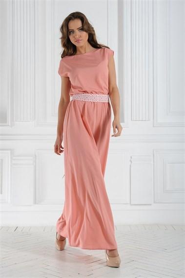 Платье  Монте карло  макси