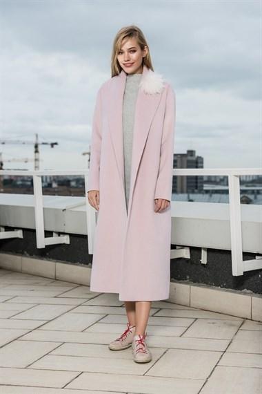 Пальто - халат Pink