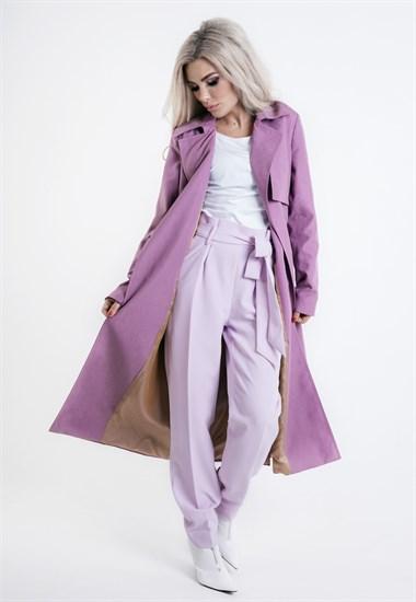 """Тренч """"London Lilac"""""""