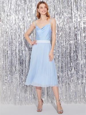 Юбка Silver blue