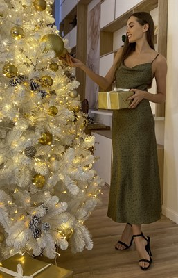 Платье Гречка Хаки