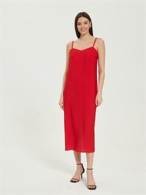 Платье-комбинация Natural Red