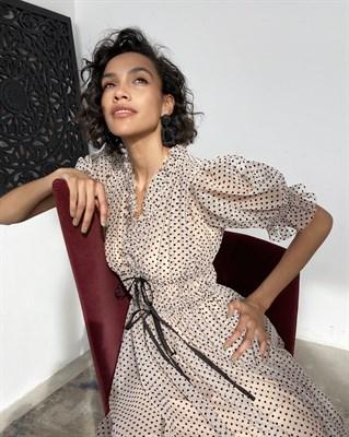 Платье Fatin Dots