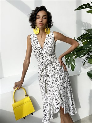 Платье-халат Barcelona Leo