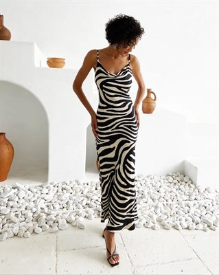 "Платье-комбинация ""Zebra"""